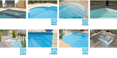 acces bain piscine
