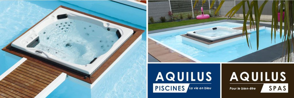 Construction de piscine et installation de spas